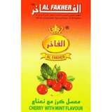Табак для кальяна Al Fakher Cherry with Mint