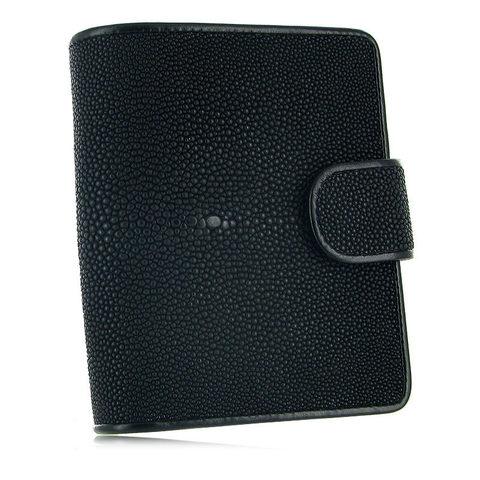 Женский бумажник из кожи ската. WT-192