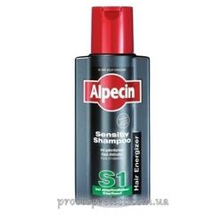 Alpecin S1 Sensitiv Shampoo - Шампунь против выпадения волос для чувствительной кожи головы