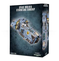 Stormwolf / Stormfang Gunship