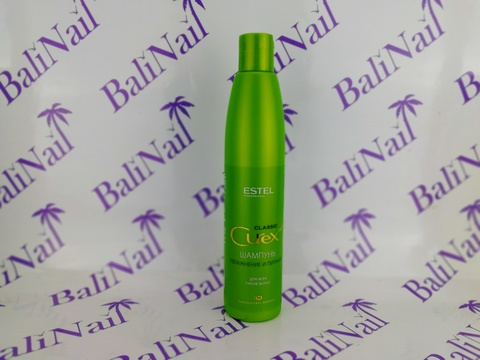 Шампунь Увлажнение и питание для всех типов волос CUREX CLASSIC