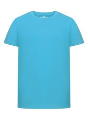 001-6 футболка детская, голубая
