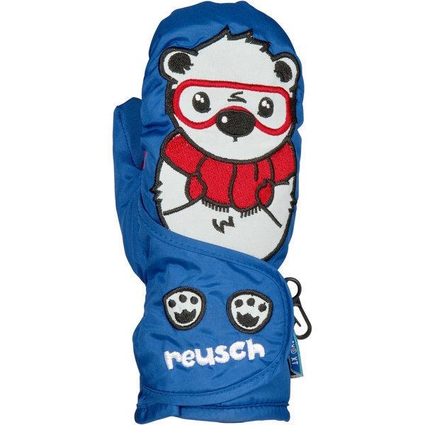 Детские варежки и перчатки Варежки детские Reusch 4685551 Cutes R-TEX 981 bear 46_85_551_981_v.jpg