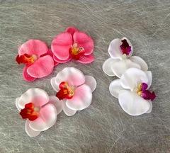 Цветок орхидеи фолинопсис 7 см.