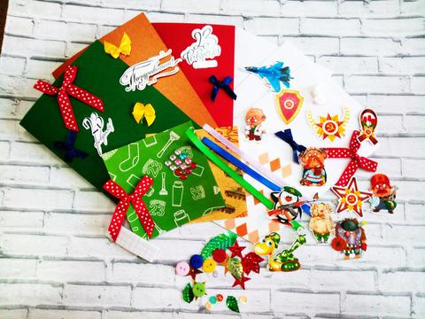 036-5509 Набор для изготовления 3 открыток