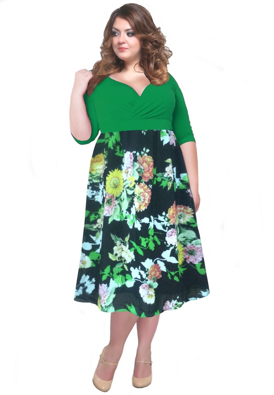 Платье 17-181