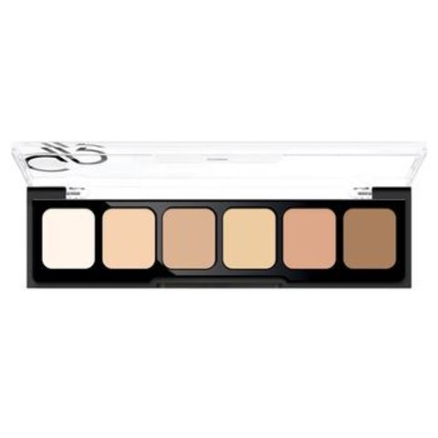GR Набор для макияжа лица тон 01 CORRECT&CONCEAL CONCEALER CREAM PALETTE