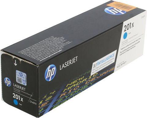 Картридж синий 201X HP Color LaserJet Pro M252dw, M277dw, M277n. Ресурс 2,3K (CF401X)