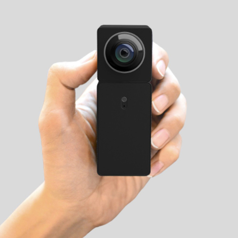 Xiaomi Hualai Xiaofang Smart Dual Camera 360° IP-камера видеонаблюдения