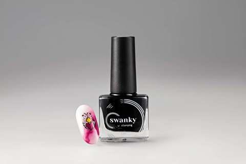Акварельные краски Swanky Stamping, №2, бордо, 5 мл.