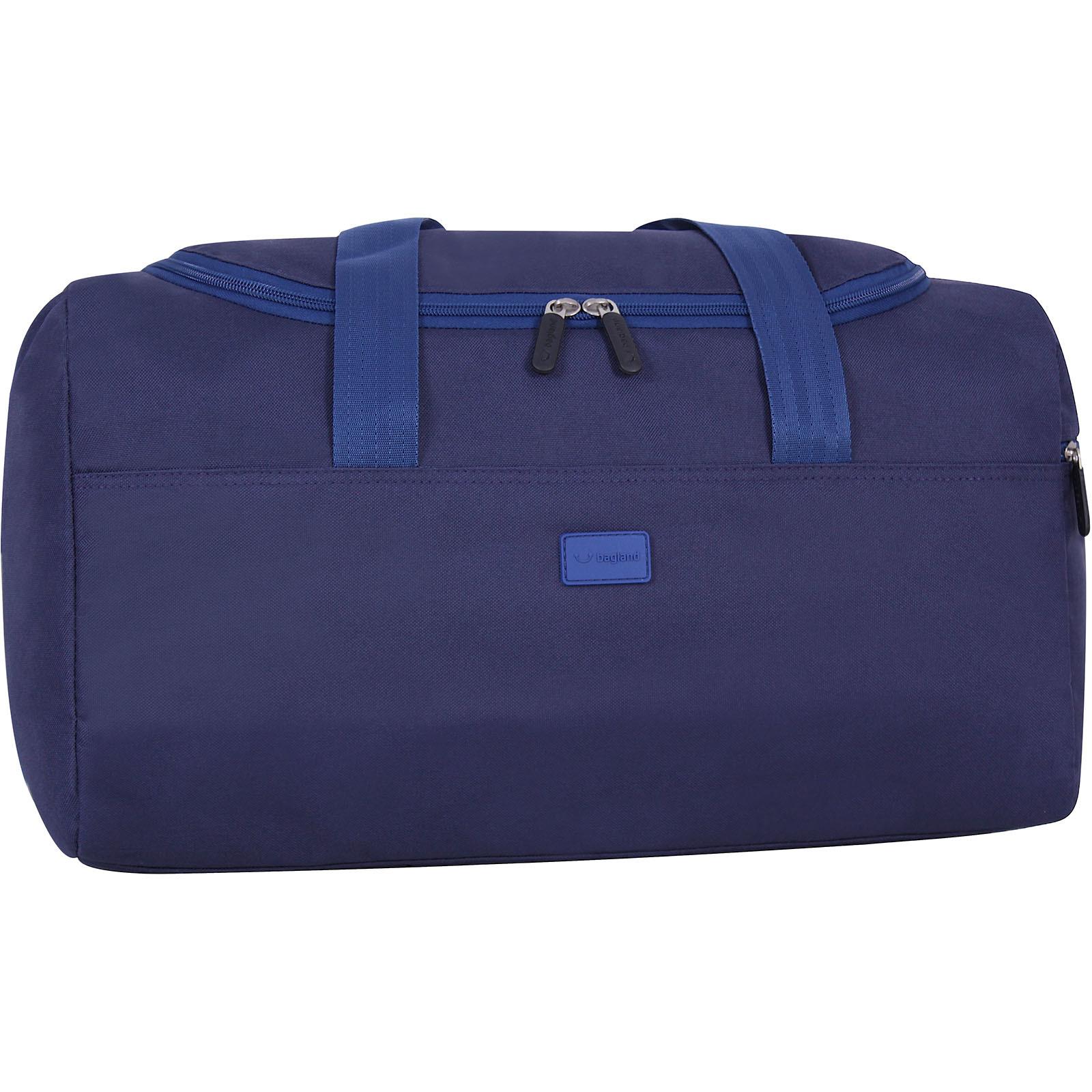 Дорожные сумки Сумка Bagland Boston 25 л. Чернильный (0037466) IMG_7117.JPG