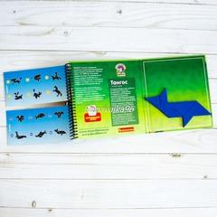 Тангос Животные - магнитная игра BONDIBON