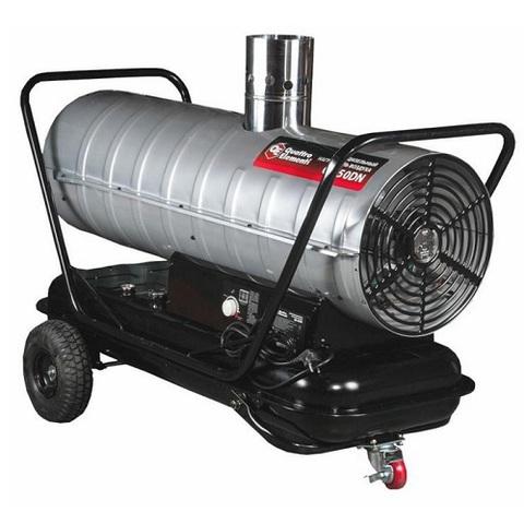Нагреватель воздуха дизельный непрямого нагр. QUATTRO ELEMENTI QE-50DN (50кВт, 470 м.куб/ч, бак 80л, 4,7л/ч, 75кг)