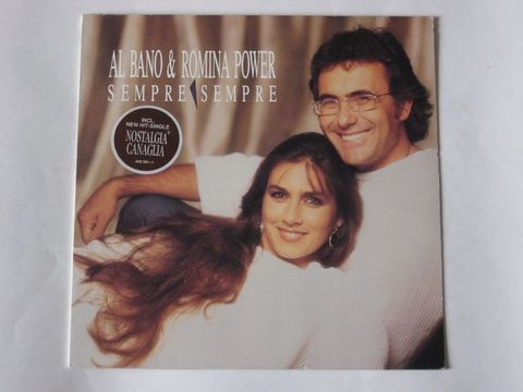 Al Bano & Romina Power / Sempre Sempre (LP)