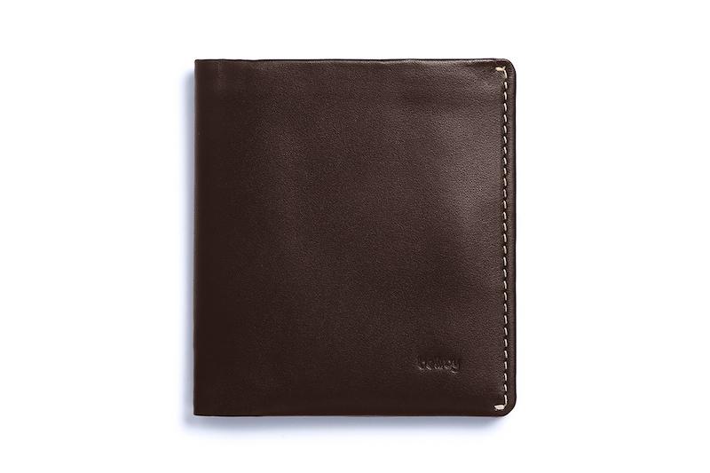 Bellroy Note Sleeve Wallet Java//caramel-RFID