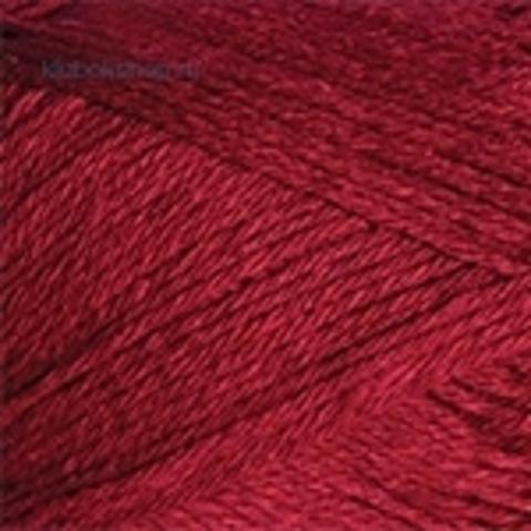Пряжа Eco Cotton YarnArt 776 Бордовый купить в интернет-магазине, доставка наложенным платежом, недорогая цена klubokshop.ru