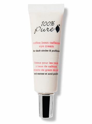 Органический крем для области вокруг глаз «Кофейные зерна», 100% Pure