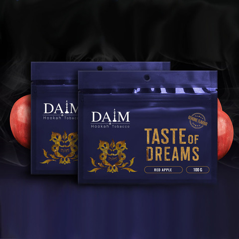 Табак Daim Red Apple 100 г