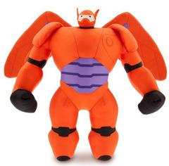Мягкая игрушка Беймакс в броне 38 см Город героев