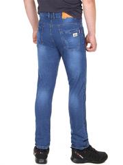 071 джинсы мужские синие
