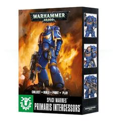 Easy To Build: Primaris Space Marine Intercessors