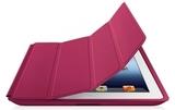 Чехол Smart Case для iPad 2, 3, 4 (Малиновый)