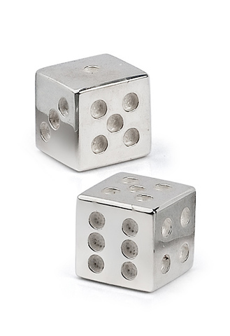 Игральные кубики.
