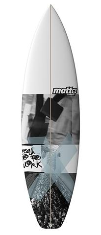 Серфборд Matta Shapes MTM – Monday 2 Monday 6'2''