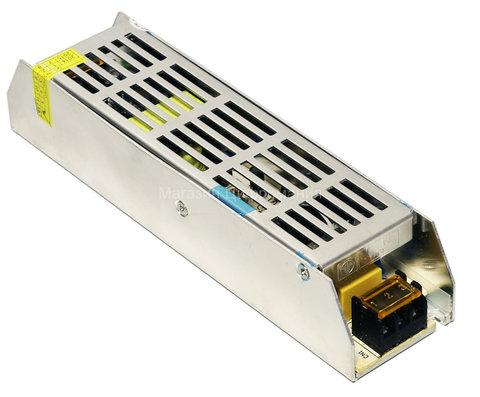 Блок питания 60Вт, 12В, IP23 Узкий, для светодиодных лент и модулей