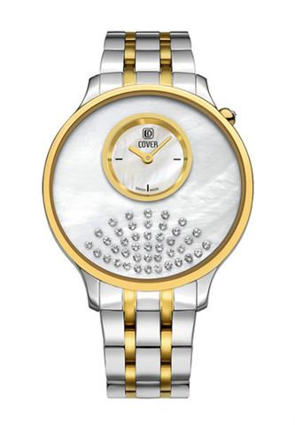 Купить Женские наручные швейцарские часы Cover Co169.03 по доступной цене
