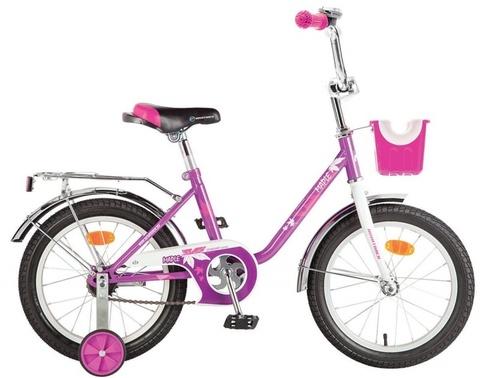 Велосипед 2-х колесный Novatrack Maple 16