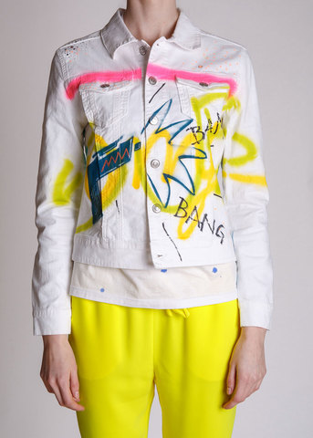 Куртка джинсовая P.A.R.O.S.H.