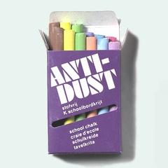 Мел для асфальта и доски, без пыли (Anti-Dust)