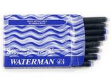 Картридж с чернилами для перьевых ручек Waterman S0110850