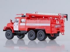 ZIL-131 AC-40 137A fire truck Nizhny Novgorod 1:43 AutoHistory