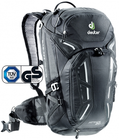 рюкзак велосипедный Deuter Attack 20