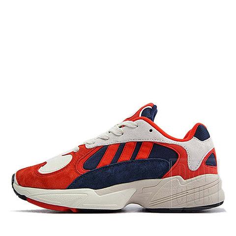 60ea3b17 Кроссовки Adidas Yung 1 Red Navy   Адидас Янг 1 купите на dropclub.ru