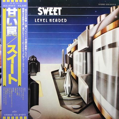 Sweet / Level Headed (LP)