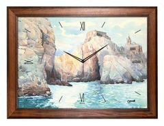 Часы настенные Lowell 12102