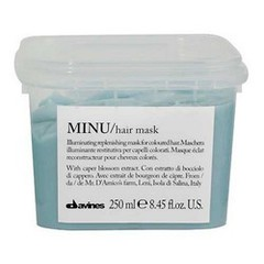 Davines Essential Haircare Minu Hair Mask - Восстанавливающая маска для окрашенных волос