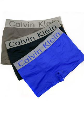 Трусы боксеры бесшовные мужские Calvin Klein