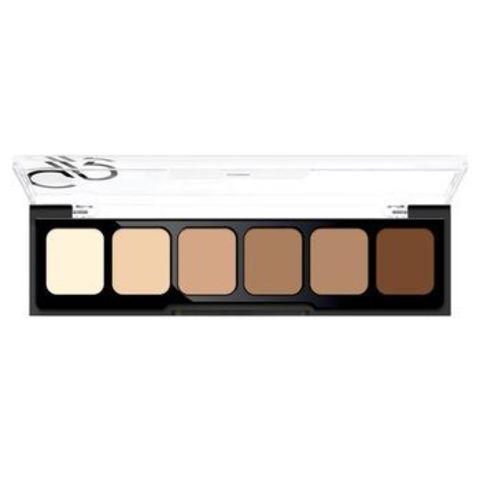 GR Набор для макияжа лица тон 02 CORRECT&CONCEAL CONCEALER CREAM PALETTE