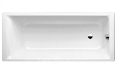 Стальная ванна Kaldewei Puro 256300013001 мод. 653  180x80 + easy-clean