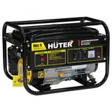Бензиновый генератор Huter DY5000L - фотография
