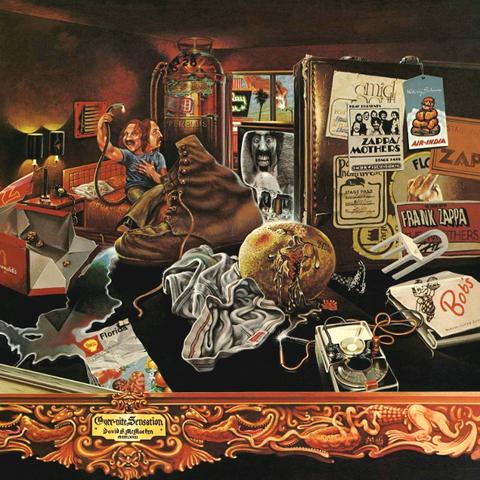 Frank Zappa / Over-Nite Sensation (LP)