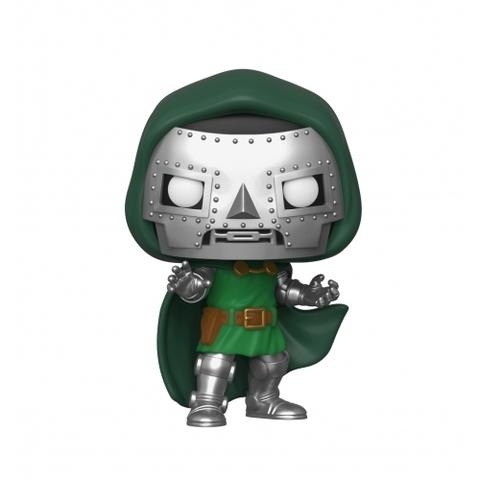 Фигурка Funko POP! Bobble: Marvel: Fantastic Four: Doctor Doom 44991