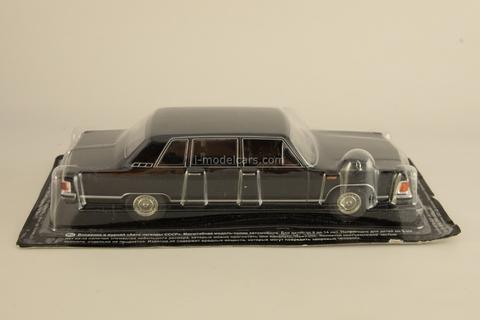 GAZ-14 Chaika black 1:43 DeAgostini Auto Legends USSR #52