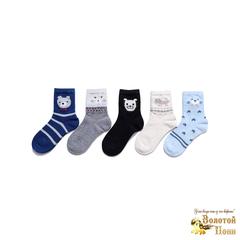 Носки для мальчика (3-8) 190108-3127.2