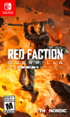 NS: Red Faction Guerilla Re-Mars-tered (английская версия)