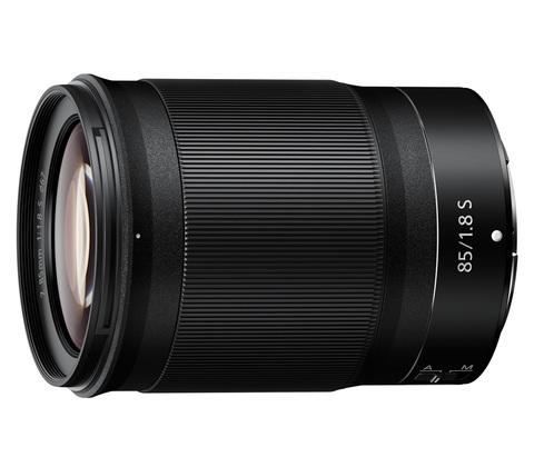 Nikon 85mm f/1.8S Nikkor Z